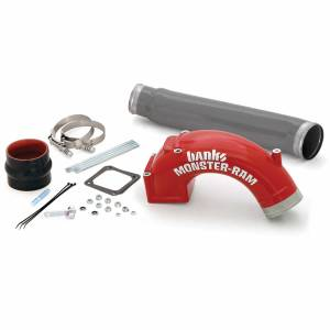 Banks Power Monster-Ram Intake Elbow W/Boost Tube 98-02 Dodge 5.9L 42764