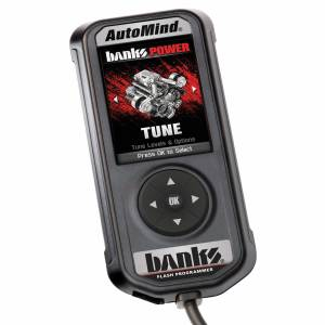 2011-2016 GM 6.6L LML Duramax - Programmers & Tuners - Banks Power - Banks Power AutoMind 2 Programmer Hand Held GM Diesel/Gas (Except Motorhome) 66411
