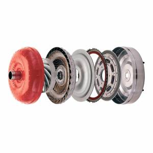 Transmission - Automatic Transmission Parts - Banks Power - Banks Power Billet Torque Converter W/RaceLock Technology 03-07 Ford 6.0L and 05-10 6.8L Truck/SUV/Motorhome W/5R110 Transmission 72522