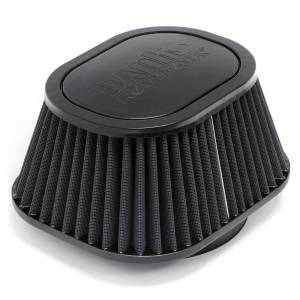 Banks Power - Banks Power Air Filter Element Dry For Use W/Ram-Air Cold-Air Intake Systems 99-14 Chevy/GMC - Diesel/Gas 42138-D