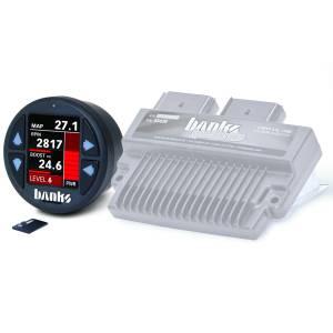 Engine Parts - Parts & Accessories - Banks Power - Banks Power SpeedBrake W/iDash 1.8 DataMonster 06-07 Chevy 6.6L LLY-LBZ 61462