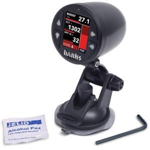 Gauges & Pods - Pods & Mounts - Banks Power - Banks Power Single Gauge Pod Kit 52mm Sticky Base 63341
