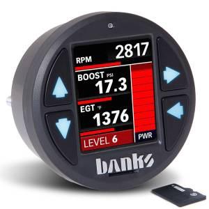 Gauges & Pods - Gauges - Banks Power - Banks Power iDash 1.8 DataMonster Upgrade Kit For 03-12 Cummins Motorhome SixGun or EconoMind Tuners 61483