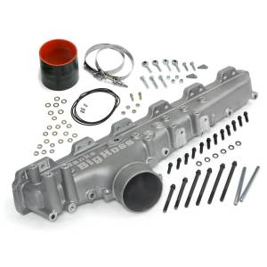 Engine Parts - Intake Manifolds & Parts - Banks Power - Banks Power Racing Intake Manifold Natural finish for 03-07 Dodge 5.9L Cummins 42749