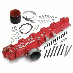 Engine Parts - Intake Manifolds & Parts - Banks Power - Banks Power Racing Intake Manifold Red powder-coated for 03-07 Dodge  5.9L Cummins 42747
