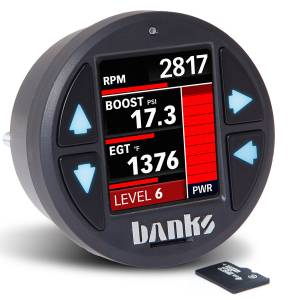 Gauges & Pods - Gauges - Banks Power - Banks Power iDash 1.8 DataMonster 66569